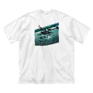HJK Big silhouette T-shirts