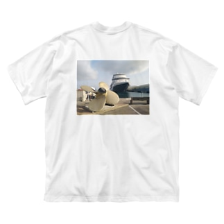 Gibraltar UK Big silhouette T-shirts