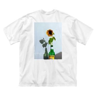 birthday alone Big silhouette T-shirts
