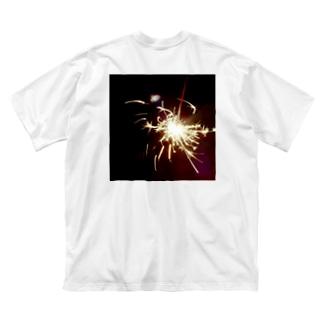 グッバイサマータイム Big silhouette T-shirts