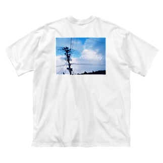 Made In 高校生8 Big silhouette T-shirts
