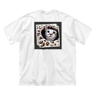 Ange Big silhouette T-shirts
