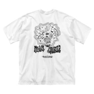 """MAGI COURIER"" #2 Big T-shirts"