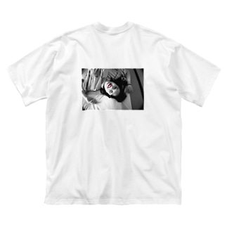 YUKATAでゴロりん Big silhouette T-shirts