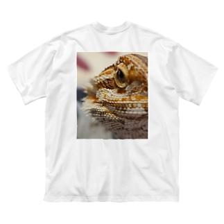 ミルフィーユ Big silhouette T-shirts
