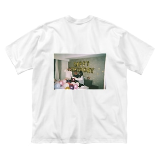 HPB Big silhouette T-shirts