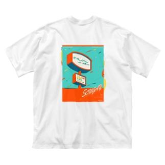 "ARTWORK ""DAY"" Big silhouette T-shirts"