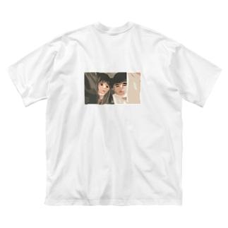 suzuriiia Big silhouette T-shirts