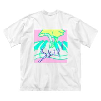 skip! Big Silhouette T-Shirt