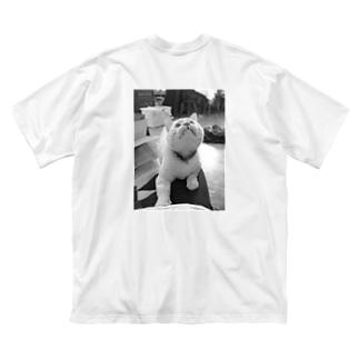 こういうの売ってそうなMARIO-CHAN Big silhouette T-shirts