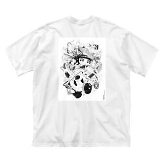 Abyss BOM Big Silhouette T-Shirt