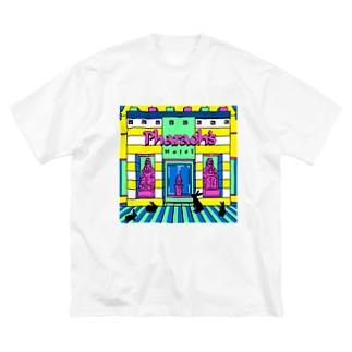 Hotel Pharaoh Big silhouette T-shirts