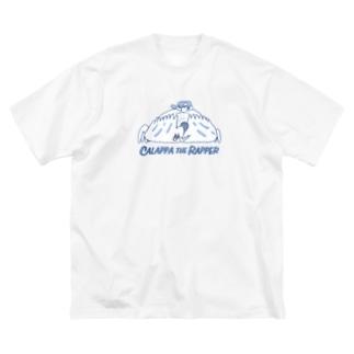 カラッパラッパー(クール) Big T-shirts