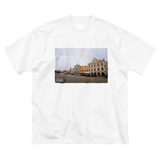 テルチ Big silhouette T-shirts