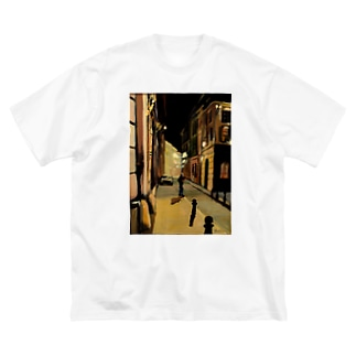 Avignon Big silhouette T-shirts