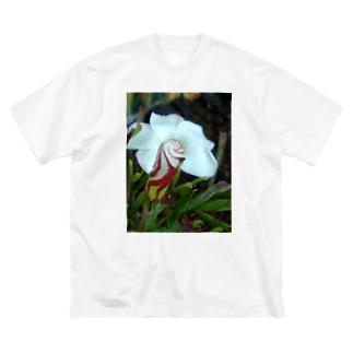 デザイナー Big silhouette T-shirts