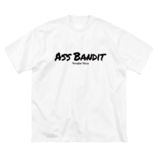 lifefilのASS BANDIT Big silhouette T-shirts