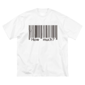 How much? Big silhouette T-shirts