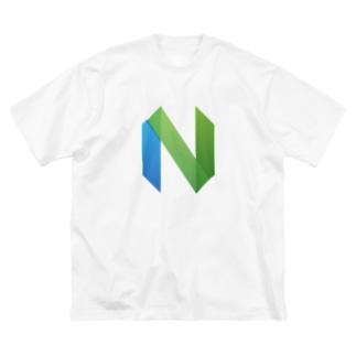 Neovim logo Big silhouette T-shirts