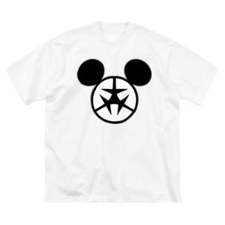 ms Big silhouette T-shirts