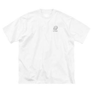 nothanks Big silhouette T-shirts