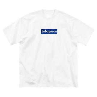 タカノSoba Big silhouette T-shirts