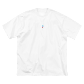 Popsicle Big silhouette T-shirts