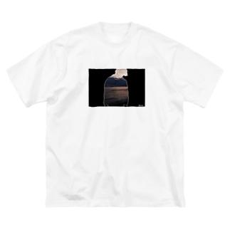縁側の作品の渇望する Big silhouette T-shirts