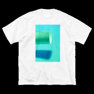 くらりのPAL_3_4 Big silhouette T-shirts