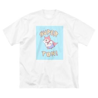 SUPER★TON Big T-shirts