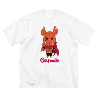 ゆるガメ Big T-shirts