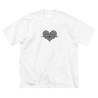 なのまなぐに乾杯 Big silhouette T-shirts