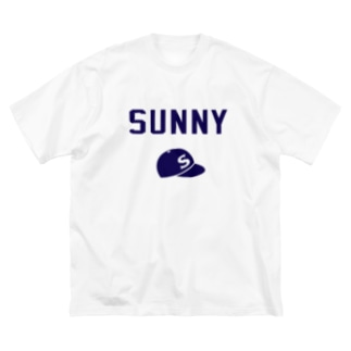 SUNNY TEE Big silhouette T-shirts