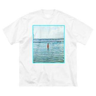 YAKYUBO STOREのHawaii TEE Big T-shirts