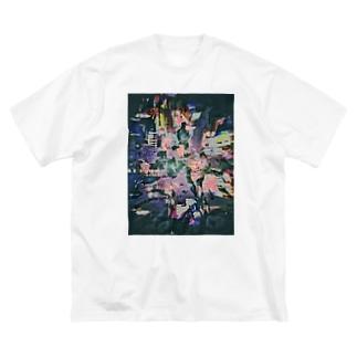 ダークナイト Big silhouette T-shirts