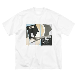 KonTon-ConteRock Big Silhouette T-Shirt