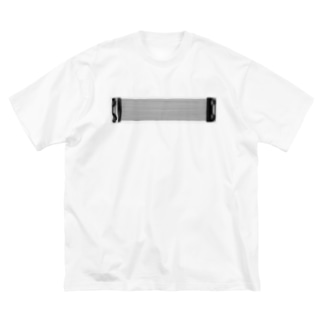 """「DRUMS!!」#4 """"Snappy"""" Big silhouette T-shirts"""