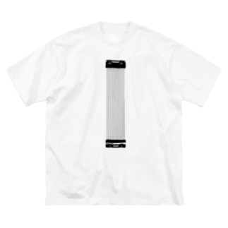 """DRUMS!!#4""""Snappy"""" Limited Edition Tシャツ Big silhouette T-shirts"""