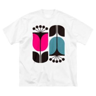 3COLORs BMC Big silhouette T-shirts