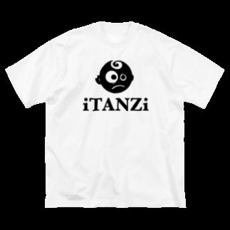 iTANZiのiTANZi Big silhouette T-shirts