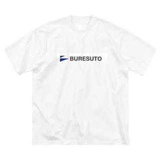 BURESUTO Big silhouette T-shirts