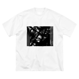 Federim graphic Big silhouette T-shirts