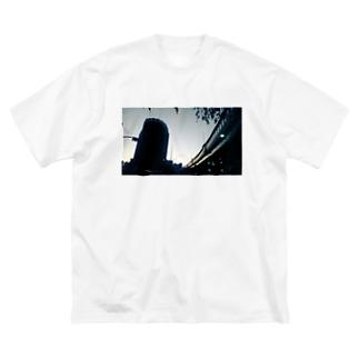 夜から朝へ Big T-shirts