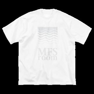 MFSのMFS room trim6(淡い灰色) Big silhouette T-shirts