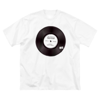 SUCCESS EP Big silhouette T-shirts
