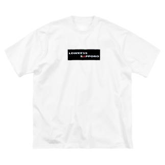 ローキーズ札幌グッズ Big silhouette T-shirts