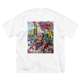 prologue Big silhouette T-shirts