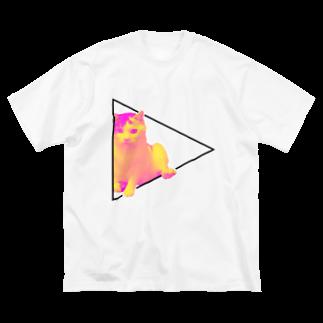 xxxmmxxxのヒョイ Big silhouette T-shirts