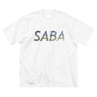 UNIQUE MANIACのSABA Big silhouette T-shirts