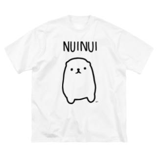 NUINUI Big silhouette T-shirts